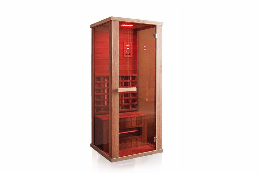 Saune per casa with saune per casa latest vera sauna finlandese in casa idee per casa con - Mini sauna per casa prezzi ...