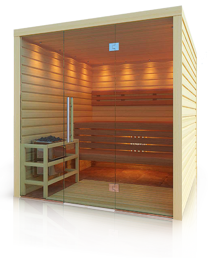 Amazing with sauna casa for Sauna in casa