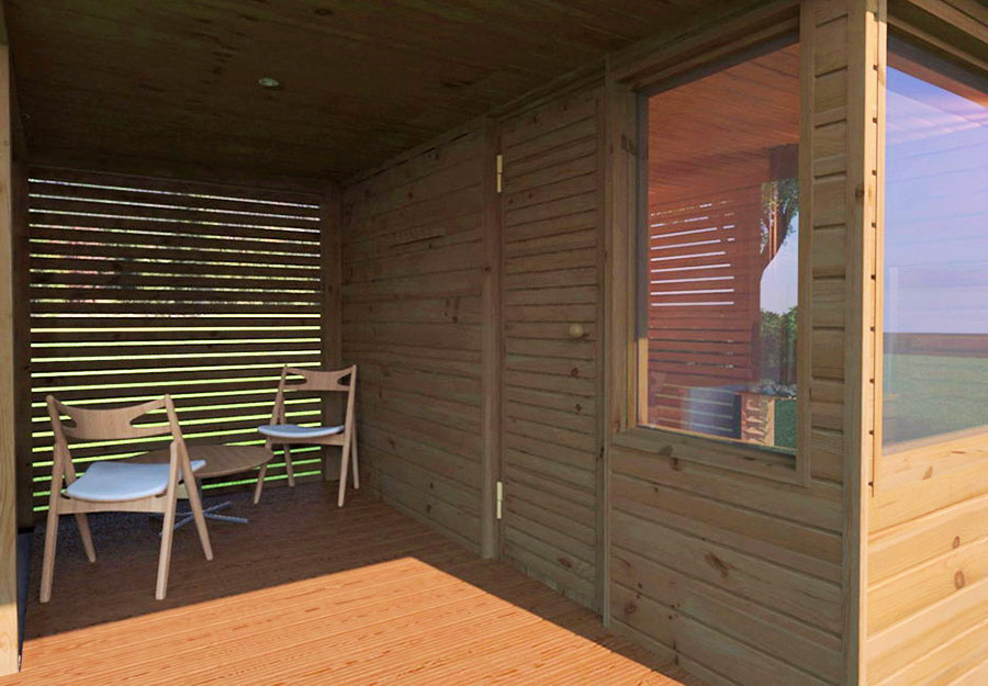 Beautiful with sauna per casa for Sauna in casa