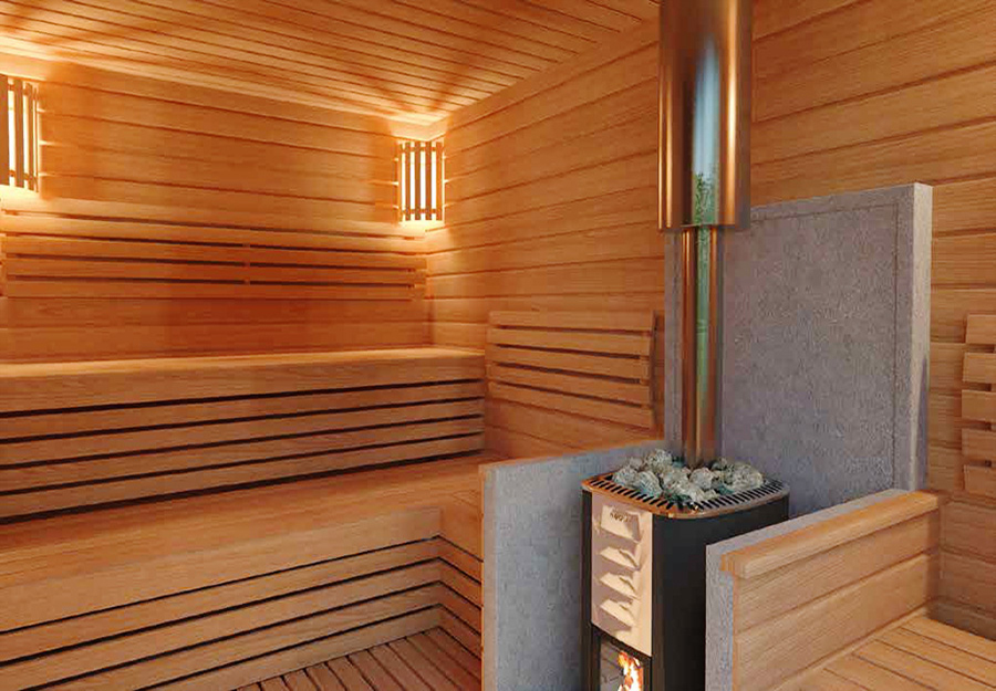 Saune per casa with saune per casa latest vera sauna finlandese in casa idee per casa con - Prezzi sauna per casa ...