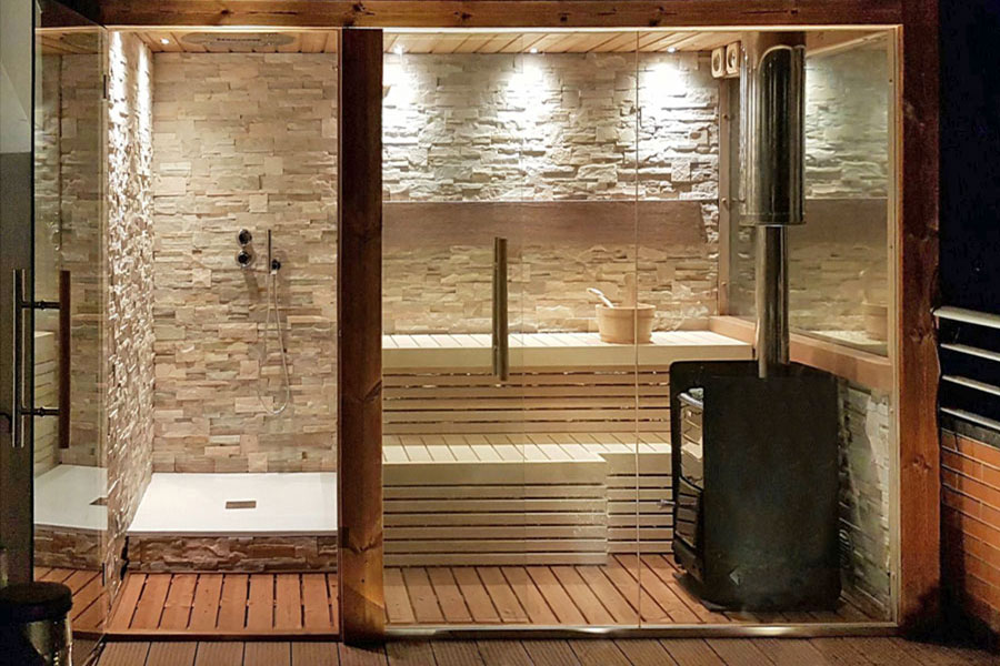 Trendy with sauna in casa prezzi for Sauna in casa