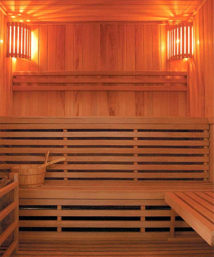 Sauna Iw Fin 05 Italian Wellness