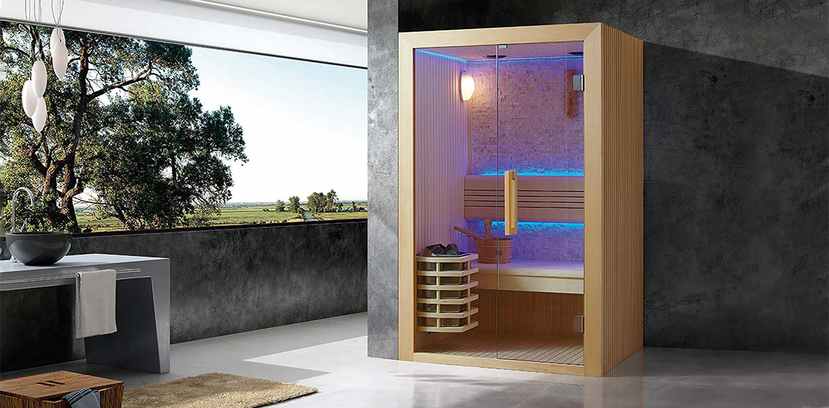 Realizza una sauna in casa italian wellness for Sauna in casa