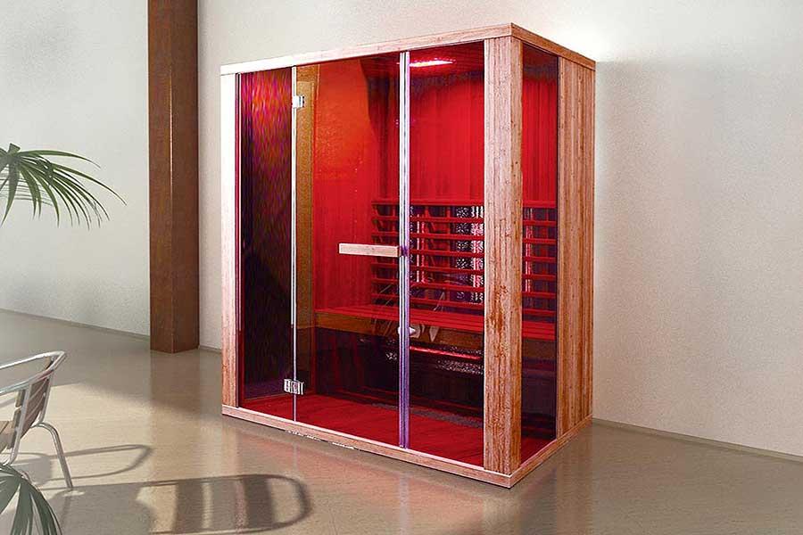 realizzazione-sauna-infrarossi-in-casa