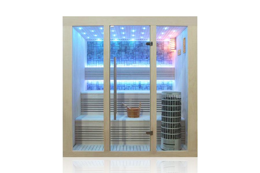 Italian Spa Sauna House Chromotherapy