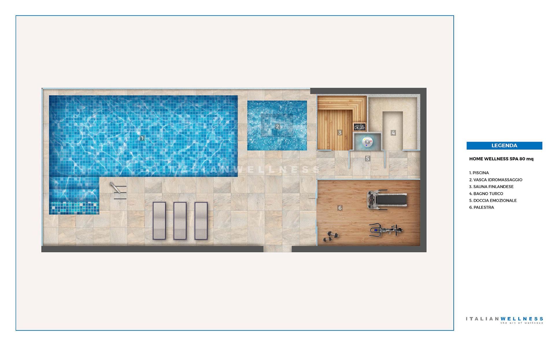 Spa in casa realizza un centro benessere in casa tua for Quanto costa costruire una casa nel texas