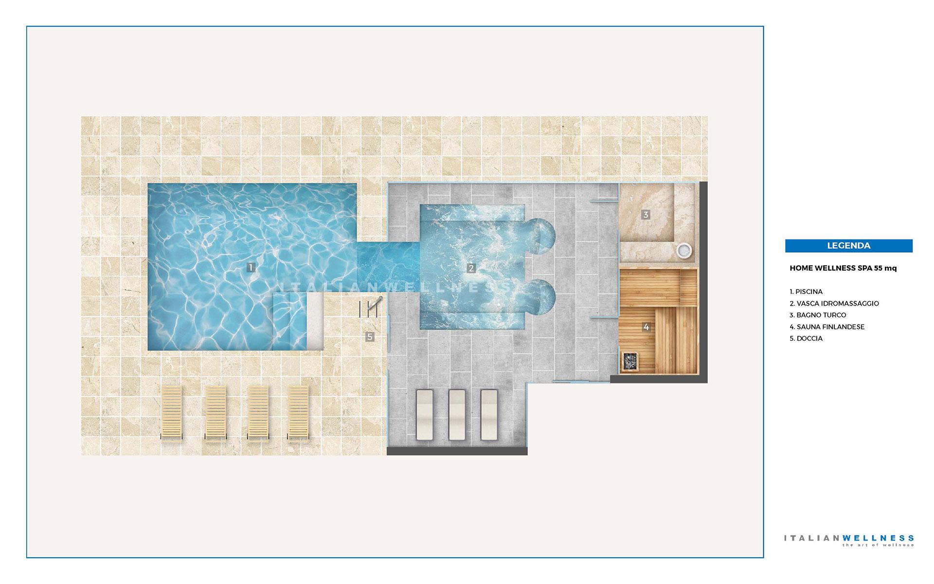 Spa in casa realizza un centro benessere in casa tua - Quanto costa al mq costruire una casa ...