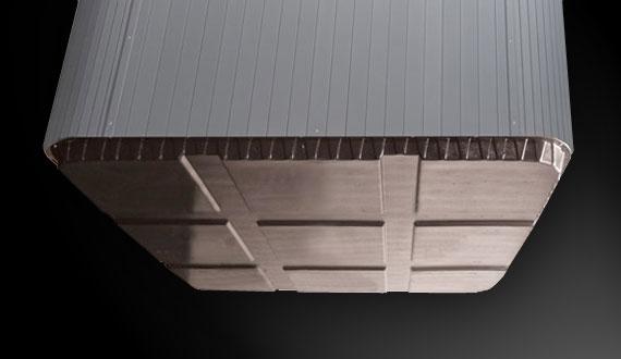 Piano ABS rinforzato